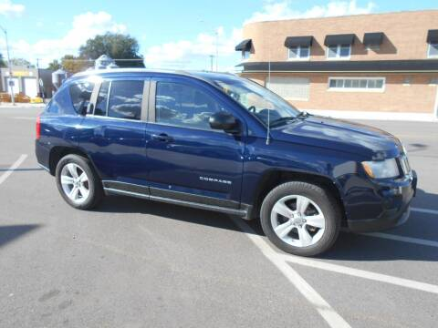 2012 Jeep Compass for sale at Creighton Auto & Body Shop in Creighton NE