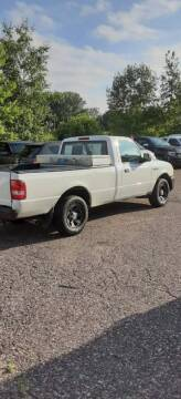 2010 Ford Ranger for sale at Family Auto Sales in Maplewood MN