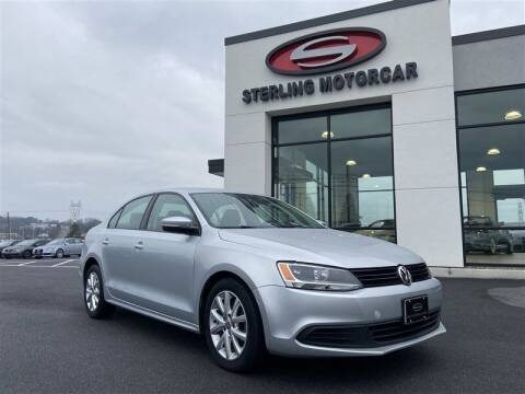 2011 Volkswagen Jetta for sale at Sterling Motorcar in Ephrata PA