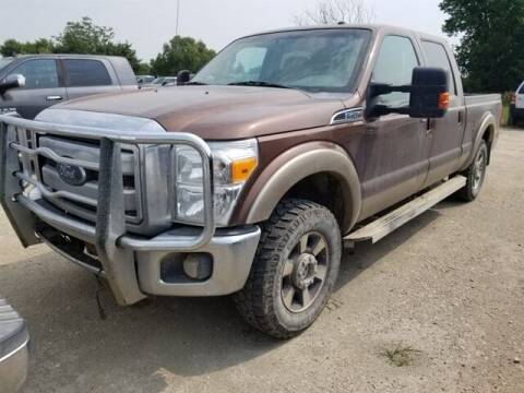 2012 Ford F-250 Super Duty for sale at Frontier Motors Automotive, Inc. in Winner SD