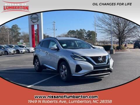 2020 Nissan Murano for sale at Nissan of Lumberton in Lumberton NC