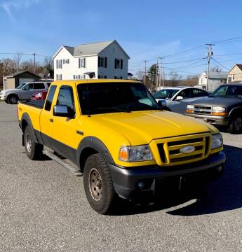 2006 Ford Ranger for sale at ANZ AUTO CONCEPTS LLC in Fredericksburg VA