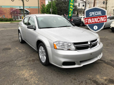 2012 Dodge Avenger for sale at 103 Auto Sales in Bloomfield NJ