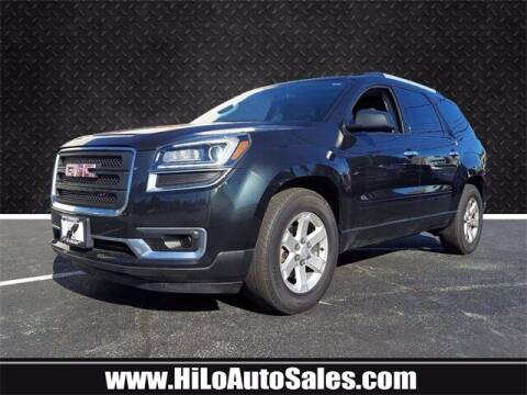 2015 GMC Acadia for sale at Hi-Lo Auto Sales in Frederick MD