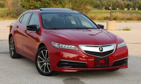 2017 Acura TLX for sale at Big O Auto LLC in Omaha NE