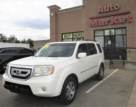 2011 Honda Pilot for sale at Auto Market in Oklahoma City OK