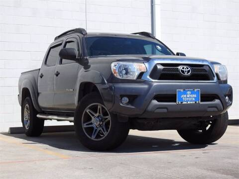 2014 Toyota Tacoma for sale at Joe Myers Toyota PreOwned in Houston TX