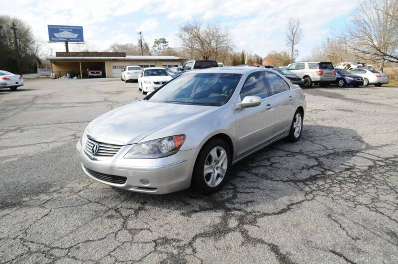 2005 Acura RL for sale at RICHARDSON MOTORS USED CARS - Buy Here Pay Here in Anderson SC