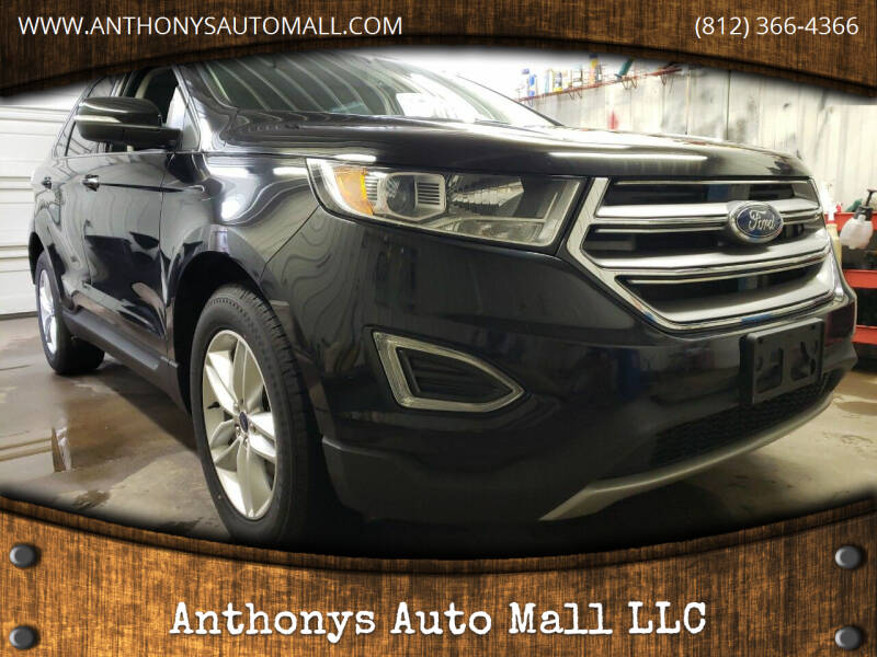 2016 Ford Edge for sale at Anthonys Auto Mall LLC in New Salisbury IN