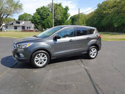 2017 Ford Escape for sale at Depue Auto Sales Inc in Paw Paw MI