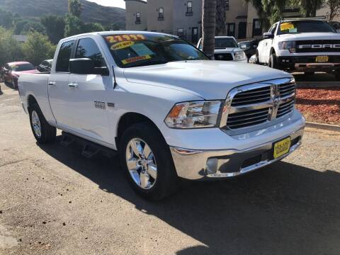 2016 RAM Ram Pickup 1500 for sale at HEILAND AUTO SALES in Oceano CA