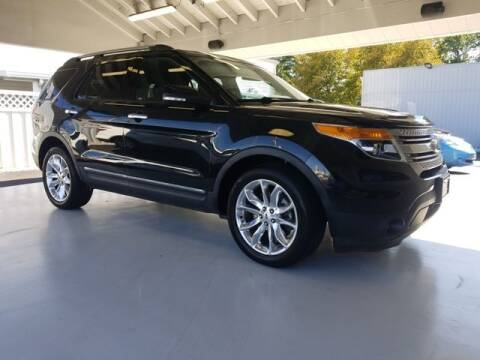 2015 Ford Explorer for sale at Pasadena Preowned in Pasadena MD