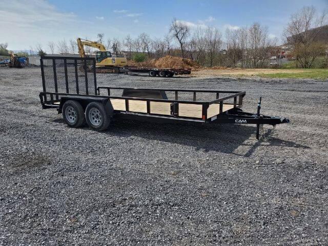 2020 Cam 7x18 for sale at STAUNTON TRACTOR INC - trailers in Staunton VA