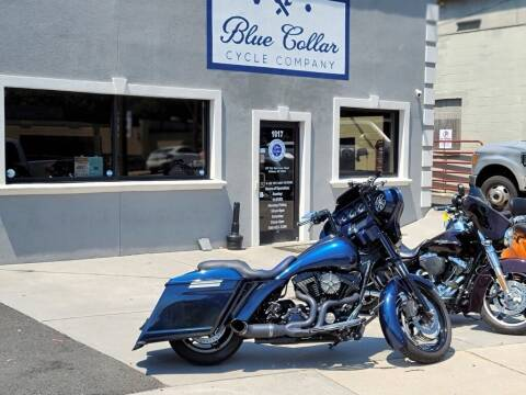 2014 Harley-Davidson Street Glide for sale at Blue Collar Cycle Company in Salisbury NC