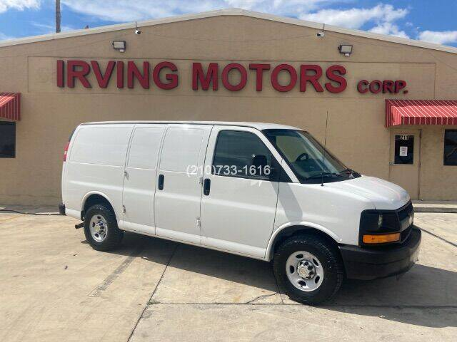 2014 Chevrolet Express Cargo for sale at Irving Motors Corp in San Antonio TX