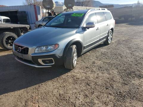 2010 Volvo XC70 for sale at Canyon View Auto Sales in Cedar City UT