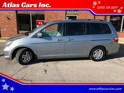 2006 Honda Odyssey for sale at Atlas Cars Inc. in Radcliff KY