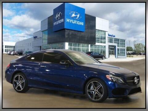 2018 Mercedes-Benz C-Class for sale at Terry Lee Hyundai in Noblesville IN