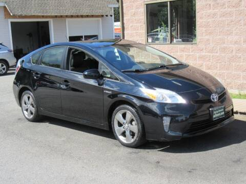 2013 Toyota Prius for sale at Advantage Automobile Investments, Inc in Littleton MA