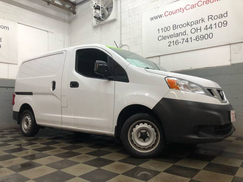 2019 Nissan NV200 for sale at County Car Credit in Cleveland OH