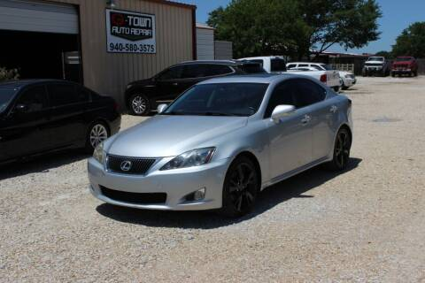 2009 Lexus IS 250 for sale at Gtownautos.com in Gainesville TX
