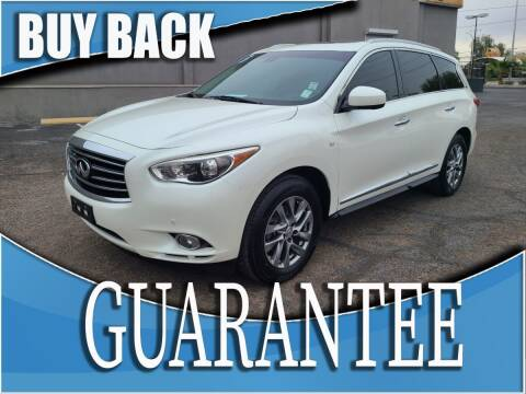 2015 Infiniti QX60 for sale at Reliable Auto Sales in Las Vegas NV