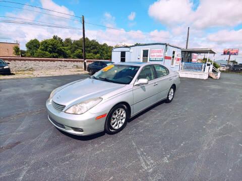 2002 Lexus ES 300 for sale at DISCOUNT AUTO SALES in Murfreesboro TN