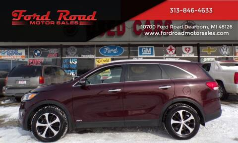 2017 Kia Sorento for sale at Ford Road Motor Sales in Dearborn MI