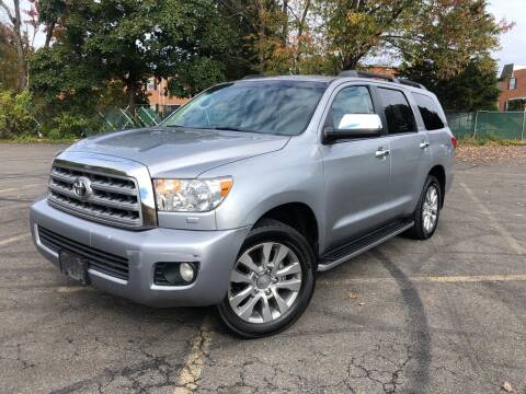 2010 Toyota Sequoia for sale at PA Auto World in Levittown PA