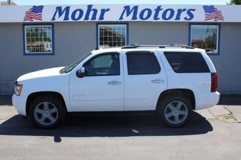 2008 Chevrolet Tahoe for sale at Mohr Motors in Salem OR