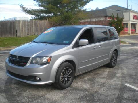 2017 Dodge Grand Caravan for sale at 611 CAR CONNECTION in Hatboro PA
