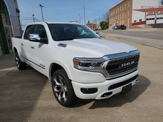2021 RAM Ram Pickup 1500 for sale at LeMond's Chevrolet Chrysler in Fairfield IL