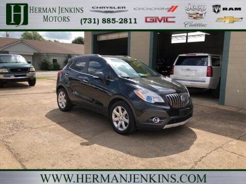 2015 Buick Encore for sale at Herman Jenkins Used Cars in Union City TN