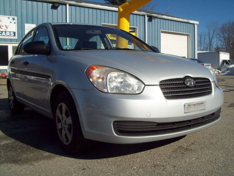 2009 Hyundai Accent for sale at Frank Coffey in Milford NH