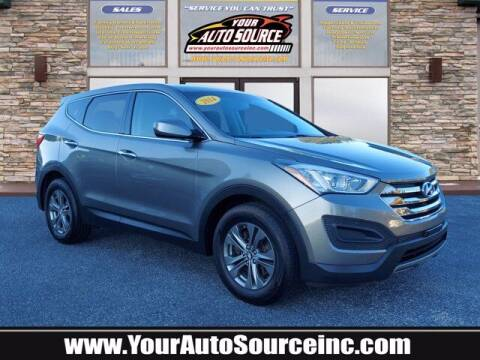 2014 Hyundai Santa Fe Sport for sale at Your Auto Source in York PA