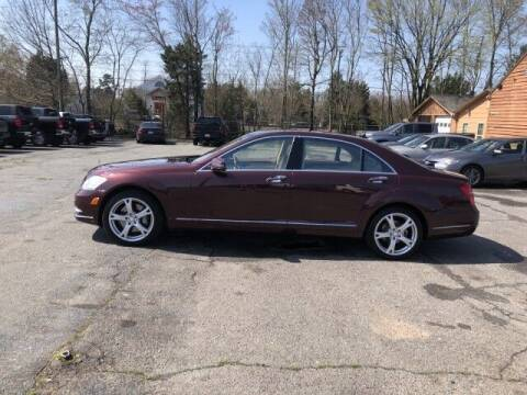 2013 Mercedes-Benz S-Class for sale at Super Cars Direct in Kernersville NC