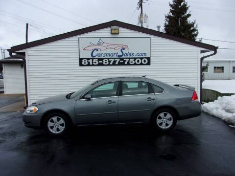 2008 Chevrolet Impala for sale at CARSMART SALES INC in Loves Park IL