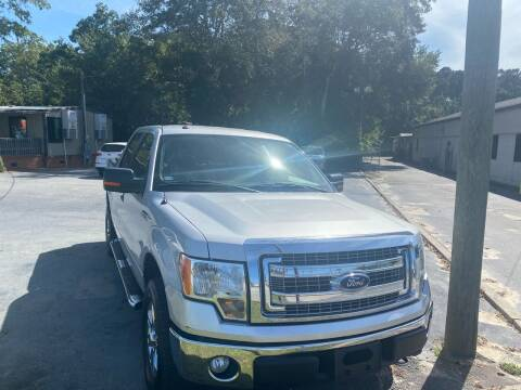 2014 Ford F-150 for sale at D & D Auto Sales in Valdosta GA