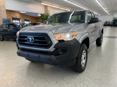 2021 Toyota Tacoma for sale at Dixie Imports in Fairfield OH