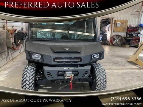 2021 Massimo Warrior 1000 for sale at PREFERRED AUTO SALES in Lockridge IA