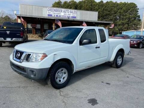 2016 Nissan Frontier for sale at Greenbrier Auto Sales in Greenbrier AR