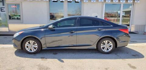 2014 Hyundai Sonata for sale at HomeTown Motors in Gillette WY