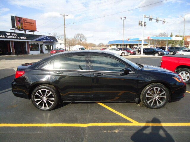 2012 Chrysler 200 for sale at Tom Cater Auto Sales in Toledo OH