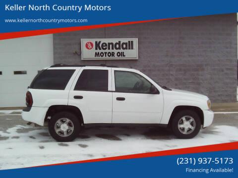 2006 Chevrolet TrailBlazer for sale at Keller North Country Motors in Howard City MI