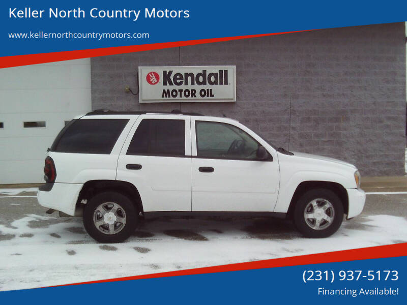 2006 Chevrolet TrailBlazer for sale at Keller North Country Motors in Howard City MI