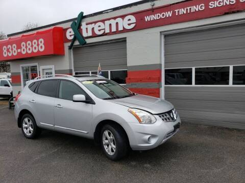 2011 Nissan Rogue for sale at Extreme Auto Sales in Plainfield IN
