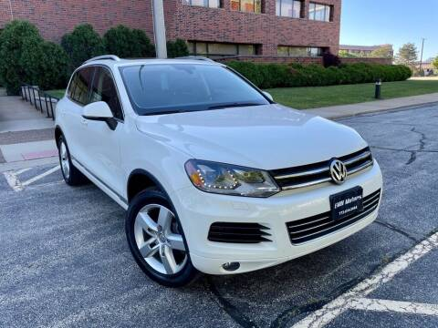 2011 Volkswagen Touareg for sale at EMH Motors in Rolling Meadows IL