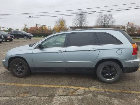 2006 Chrysler Pacifica for sale at REM Motors in Columbus OH