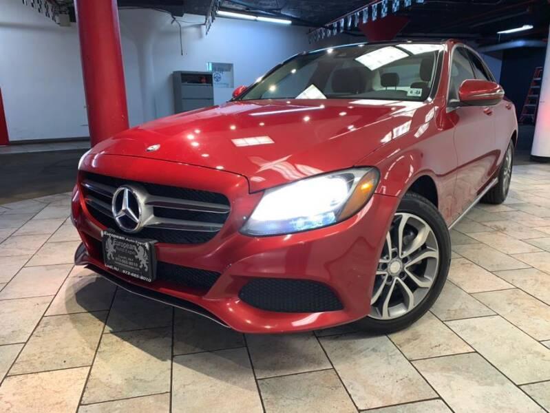 2016 Mercedes-Benz C-Class for sale at EUROPEAN AUTO EXPO in Lodi NJ