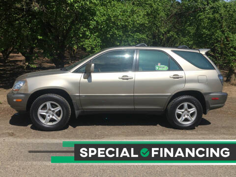 2003 Lexus RX 300 for sale at M AND S CAR SALES LLC in Independence OR